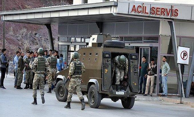 Tunceli'de PKK ile TSK arasın'da çatışma: 3 kişi..
