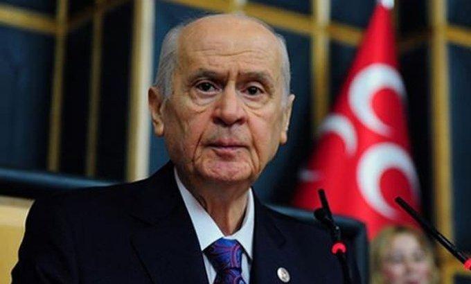 Bahçeli: Erdoğan'ın müsaadeleri olursa…