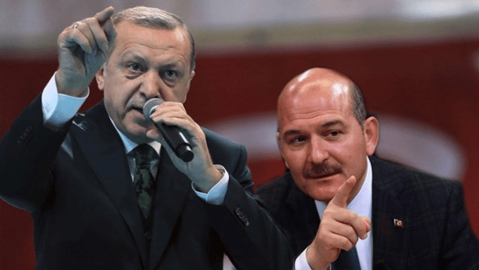 Erdoğan'dan Bakan Soylu'ya başlığı mesajı