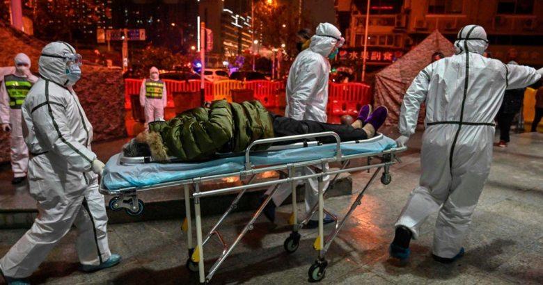 Coronavirüs Wuhan'da bir kez daha çıktı Korkutan açıklama yapıldı.