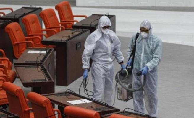 Meclis'te bir doktorun Koronavirüs testi pozitif çıktı; 213 kişi yakın takibe alındı