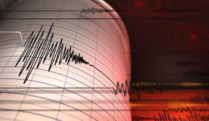 O Ülke'de 7,1 büyüklüğünde deprem