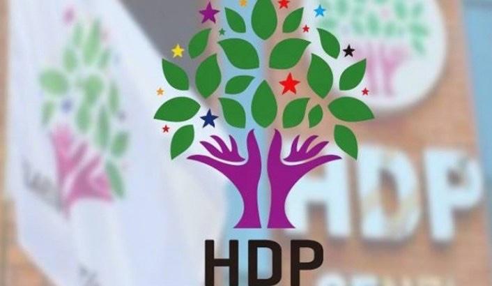 HDP'li eski eşbaşkan beraat etti