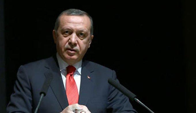 """Erdoğan: """"Eğer bu süreci böyle devam ettirecek olursanız çok ağır cezalar sizleri bulabilir"""""""