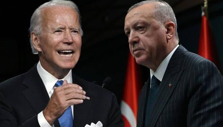 Joe Biden'dan Erdoğan'a çağrı!