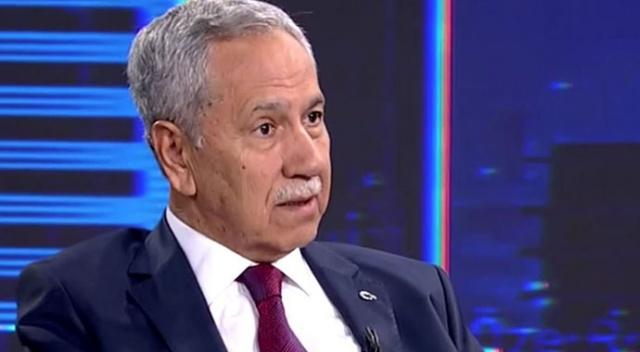 Arınç yine AKP'yi 'hedef aldı'
