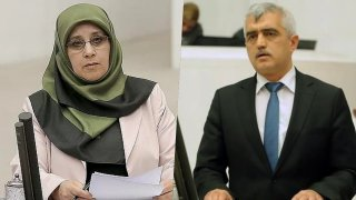 HDP'li Hüda Kaya ve Ömer Faruk Gergerlioğlu'na soruşturma