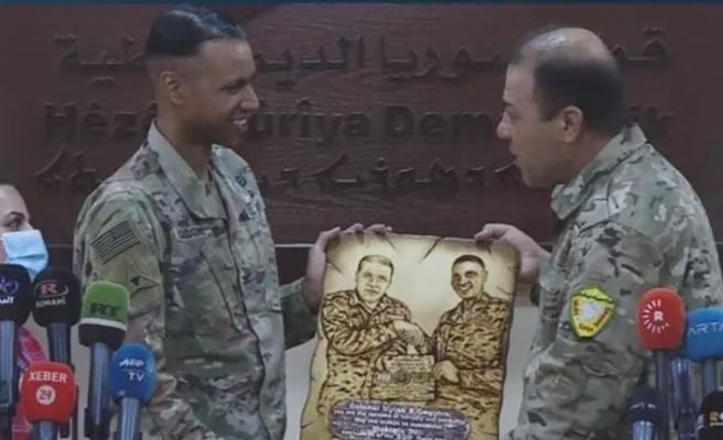 ABD'li Albay: Kürt atasözü paylaştım PKK sloganı dediler