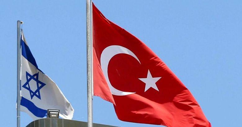 10 yıl sonra İsrail ile Türkiye arasın bir ilk