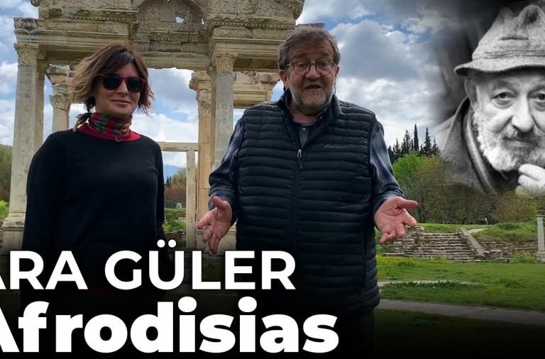 Tarihle Saklambaç: Ara Güler ve Afrodisias Antik Kenti