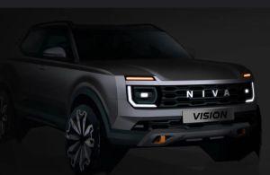 Lada Niva 2025 Yılında Geri Dönüyor