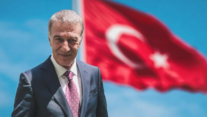 Başkan Ahmet Ağaoğlu'ndan Ramazan Bayramı mesajı