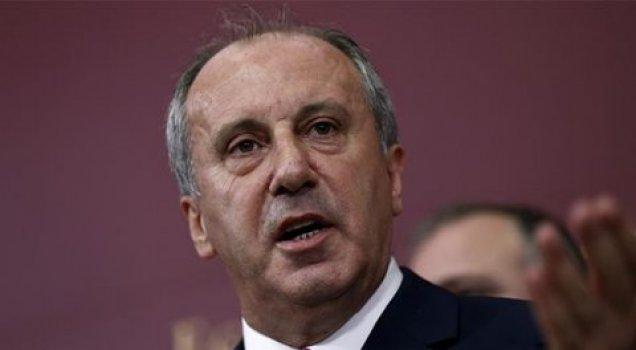 CHP'li Muharrem İnce, koronavirüs Salgını Devam Ederken AVM'lerin Açılmasını Eleştirdi.