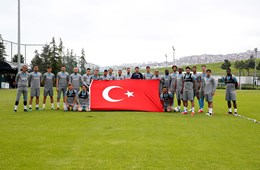 Trabzonspor da 19 Mayıs Coşkusu