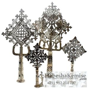 Cross Meskel Set Ethiopian House Decor-8