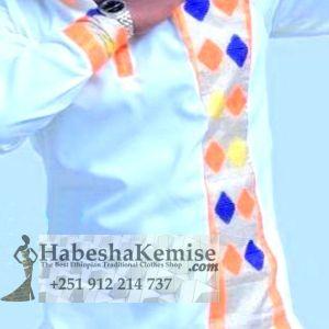 Ethio Confidence Ethiopian Traditional Dress Mens-8