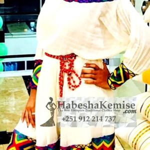 Funky Betty Ethiopian Traditional Clothes-90