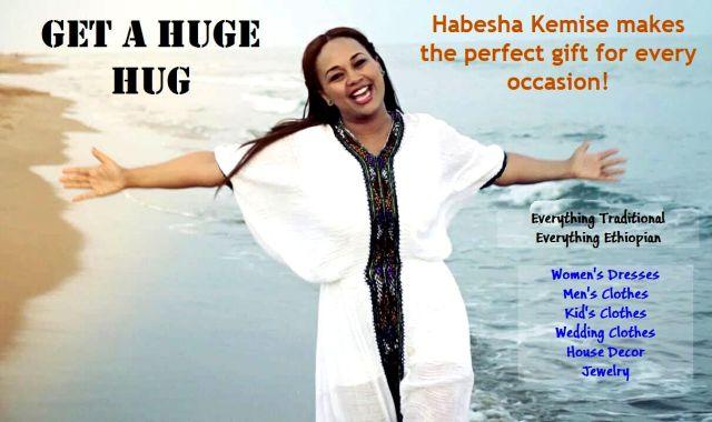 Habesha Kemise Front Page Banner