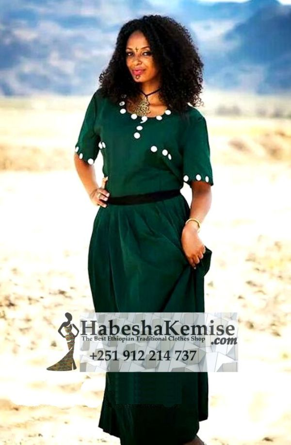 Hager Bete Love Ethiopian Traditional Clothes-96