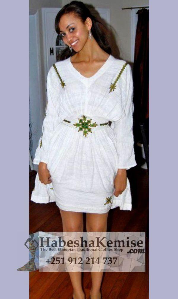 Orits Desta Ethiopian Traditional Clothes-63