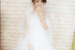 (外拍)我的初體驗 婚紗拍攝好開心 但沒有老公 假如嫁不出去也可能只會拍這次….