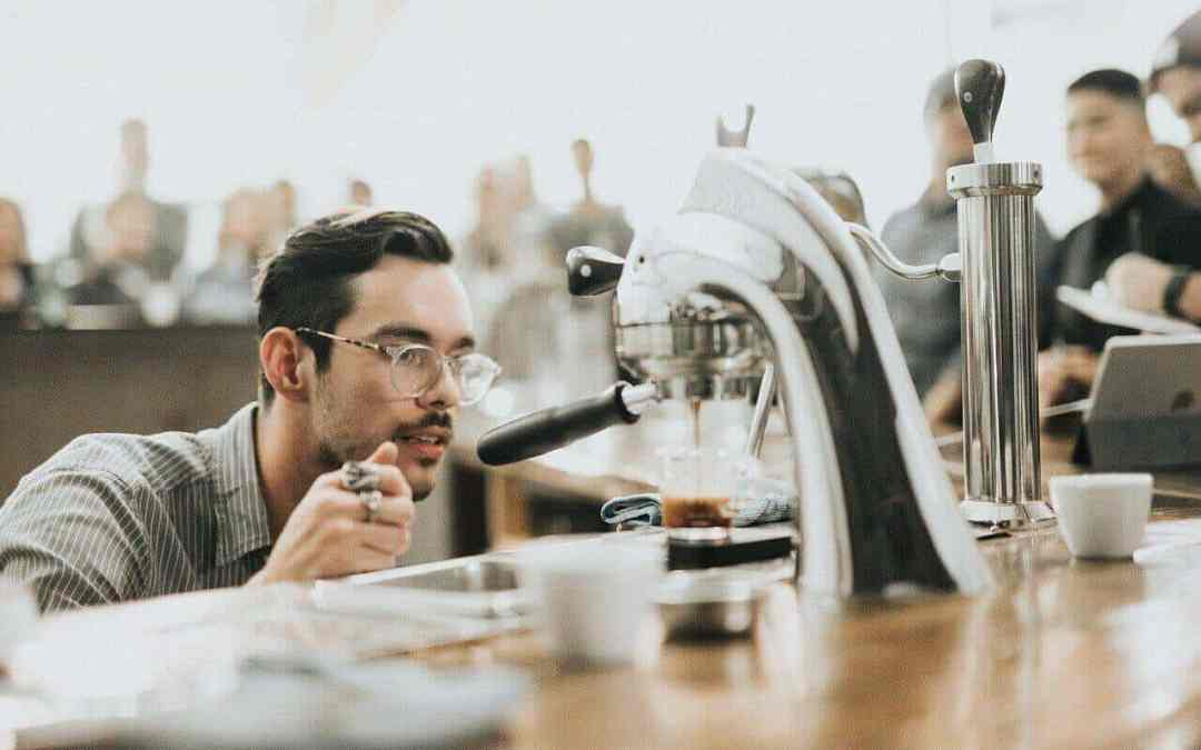 Cafetera express barata