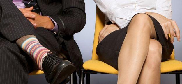 lenguaje corporal piernas