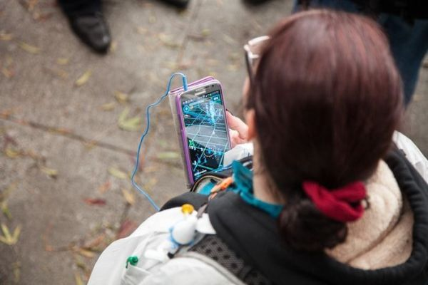 Conocer gente en Ingress