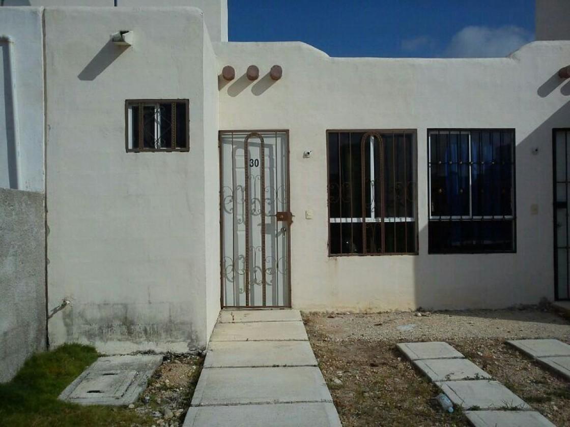 Casa en renta en Fracc villas del mar Cancun 4270  Habtala