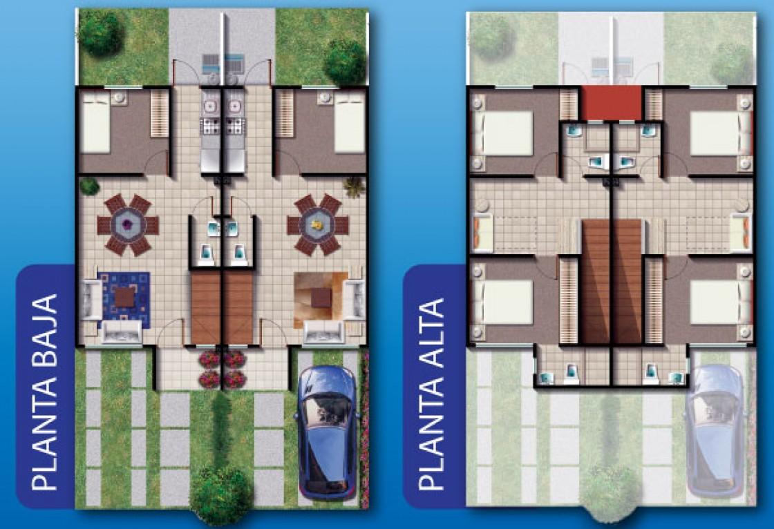 Casa en venta en Villa Nicols Romero 23109  Habtala