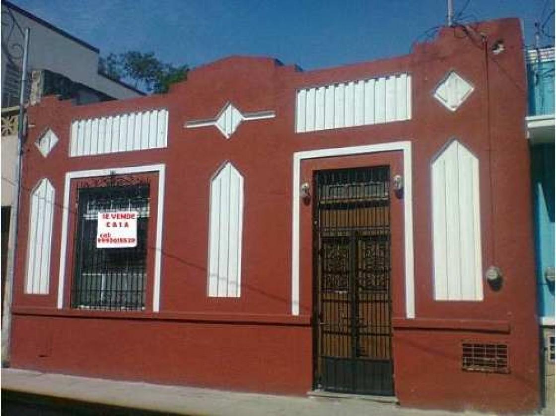 Casa en venta en Merida Centro Merida 8783  Habtala