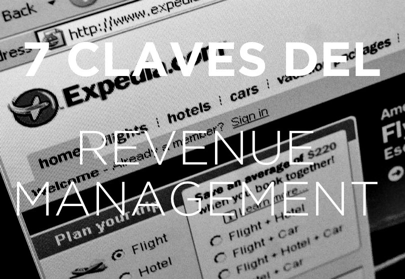 7 claves para el revenue management hotelero