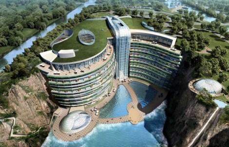 Shimao Quarry Hotel Songjiang