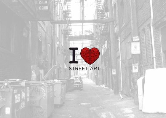 I Heart Street Art