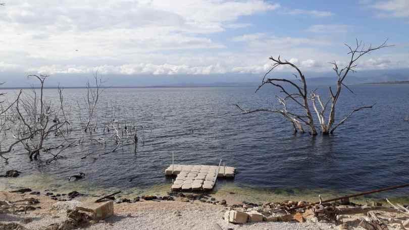 Lago Enriquillo, República Dominicana.