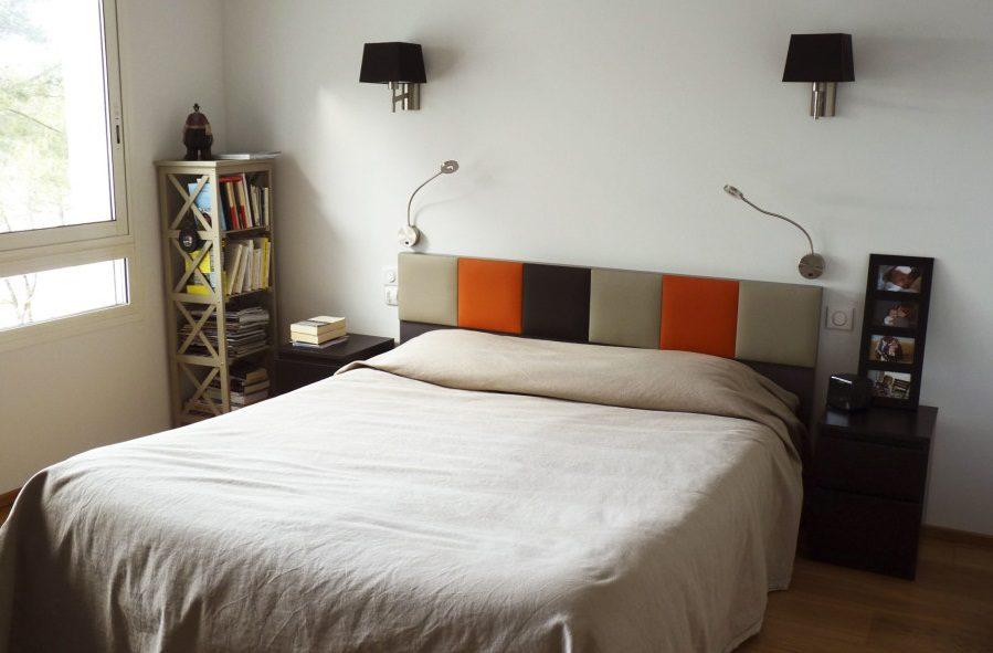 Cabecero de cama moderno de colores  Imgenes y fotos