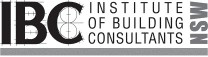 Qualified Building Consultant Sydney - Member of the Institute of Building Consultants of NSW
