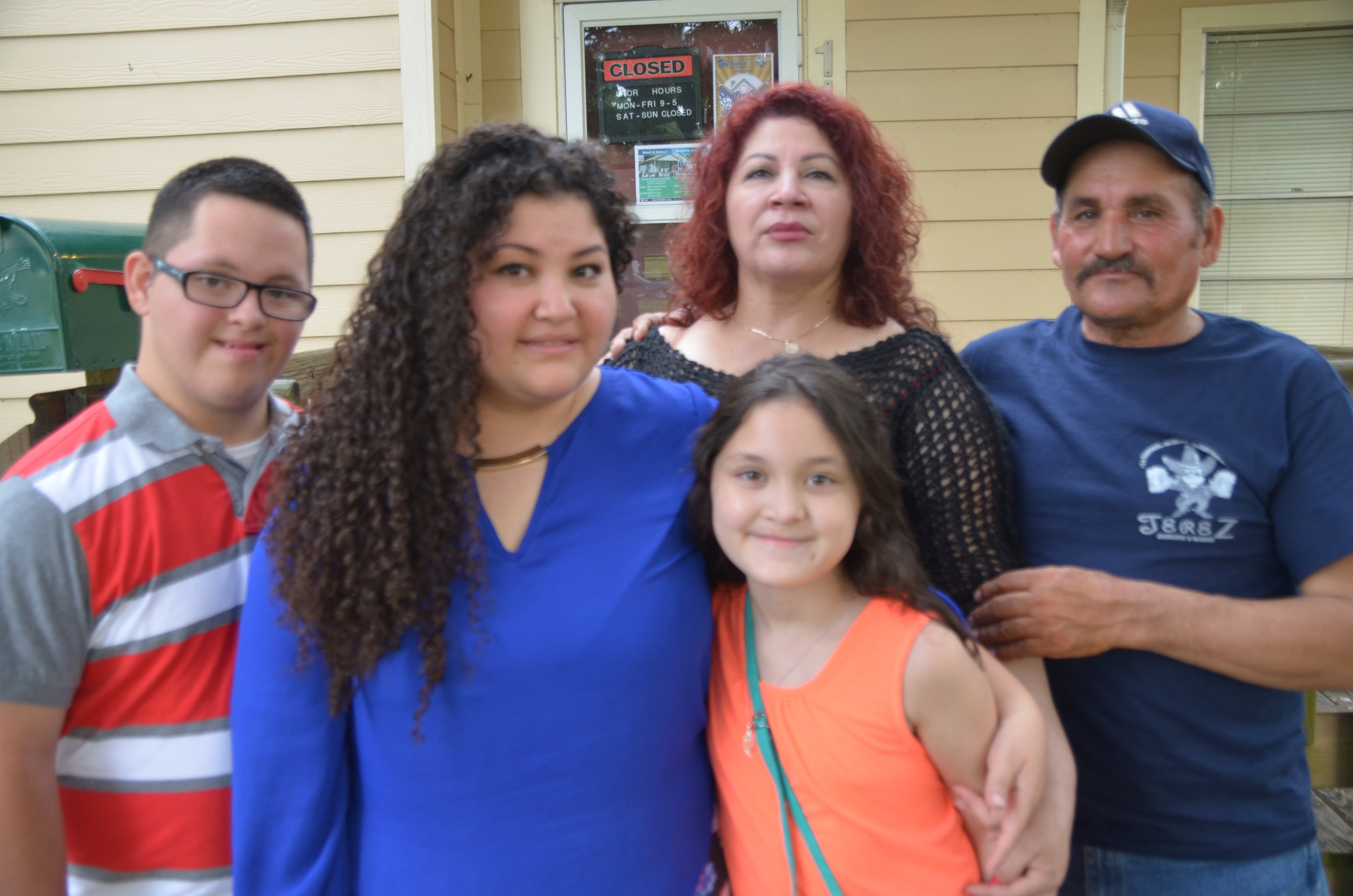 Bryan/College Station Habitat for Humanity Partner Family: The Juarez Family