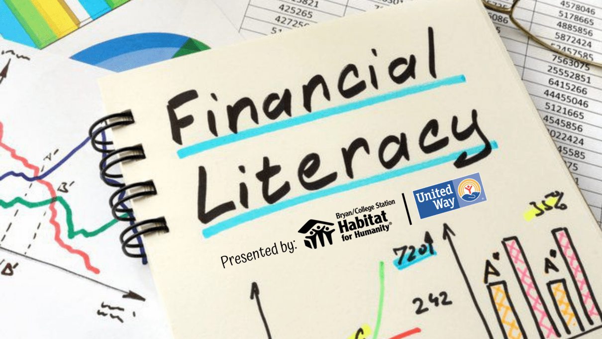 Financial Literacy classes at Bryan/College Station Habitat for Humanity