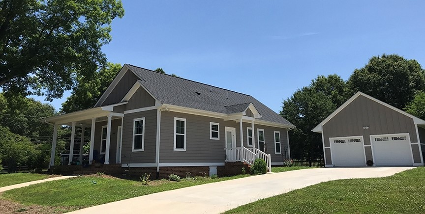 Local Habitat Home Earns Award for Energy-Efficiency
