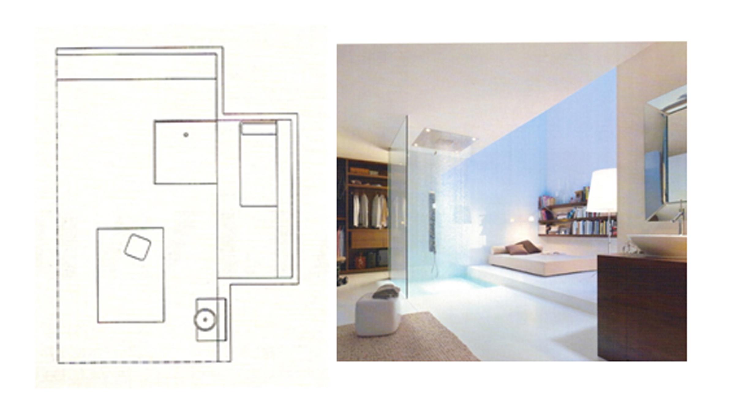 Habitacion Con Bao Y Vestidor Great Casa Princip Con Bao