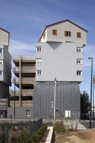 Social Housing, Champigny-Sur-Marne.