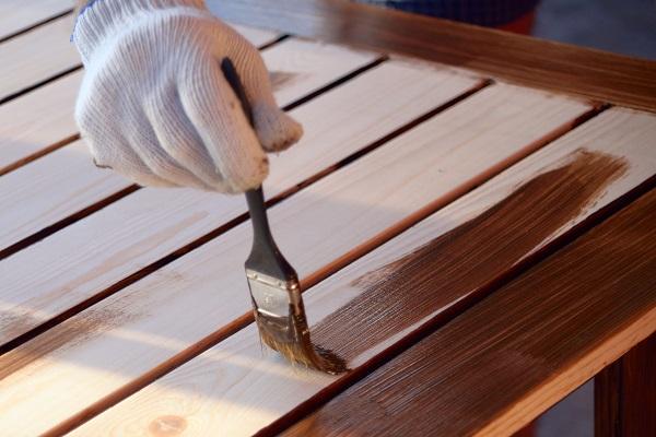 peindre des volets en bois types de peinture couleur prix