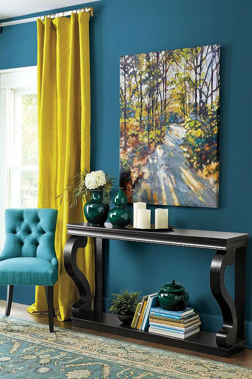 bleu canard 38 inspirations pour