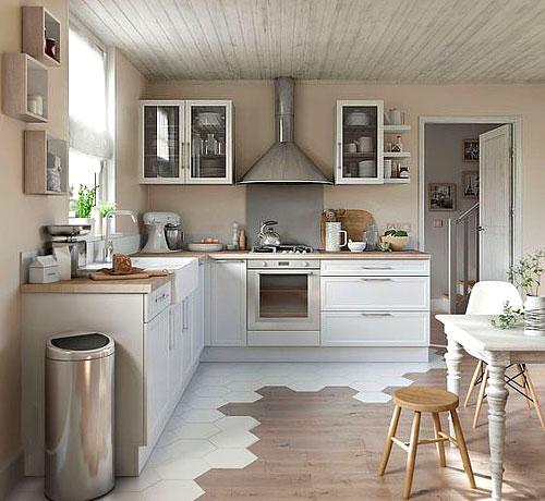 peinture de cuisine 6 couleurs