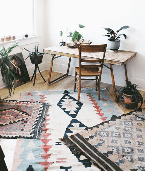 tapis tendance 5 idees deco a adopter