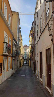 Studio à Lisbonne