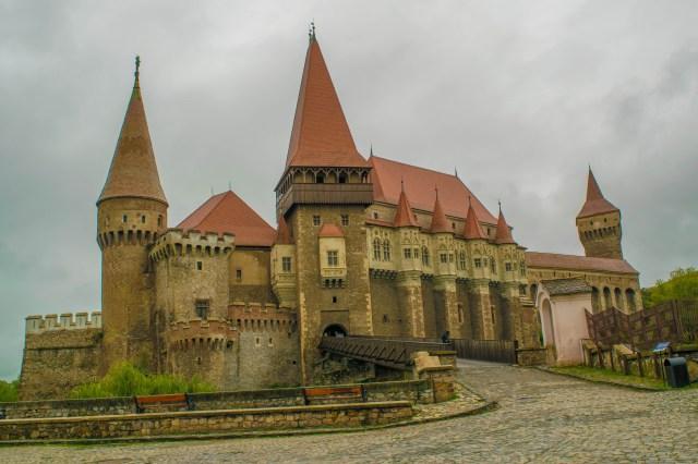 Castelo Romenia Hunedoara