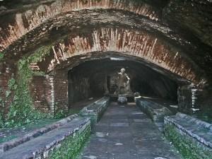 Ostia Antica Mithraeum