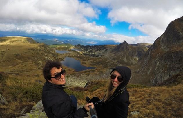 sete lagos rila montanha bulgaria